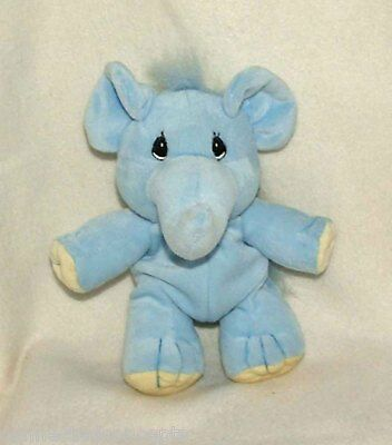 Precious Moments Tender Tails Blue Elephant from Enesco