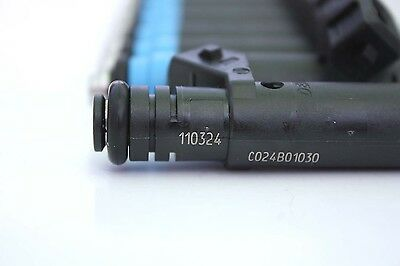 SALE (1) Brand New Genuine Siemens Deka 110324 80 lbs/hr Fuel Injectors FI114992