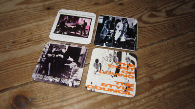 The Style Council Album Cover COASTER Set