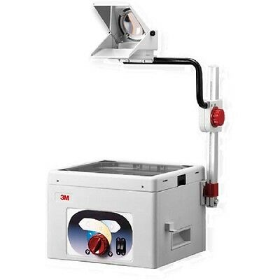 3M 1608 Overhead Projector 2000 Ansi Lumens - Brand New