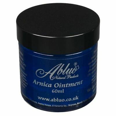 Arnica Ointment From Abluo 60ml- Pain Relieving & Healing Carrier/Base Oil