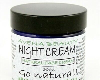 Night Cream 60ml-Definitive Evening Moisturiser