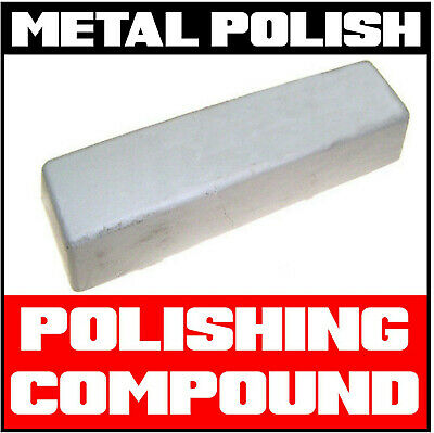 SS White Metal Polishing Compound Aluminium / Alloys