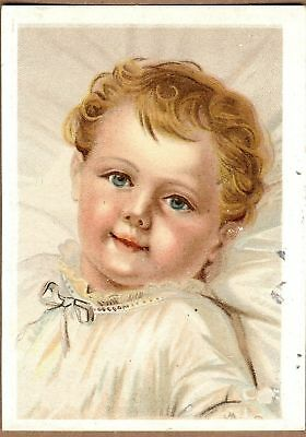 Victorian Trade Card: Great Atlantic and Pacific Tea Co