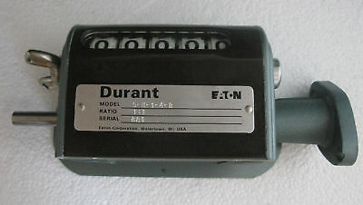 Durant Stroke Counter 5-H-1-4-R new