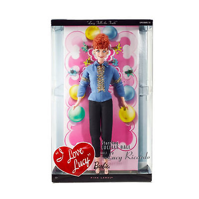 Lucy Tells The Truth I Love Lucy #72 #R4508 2009 Barbie