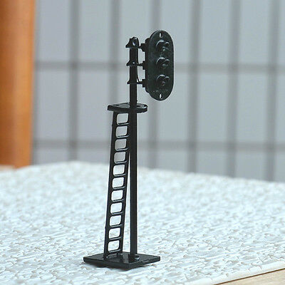 30 pcs HO Scale 6cm Railroad Signals 3 Lights G/Y/R LED made Block Signal