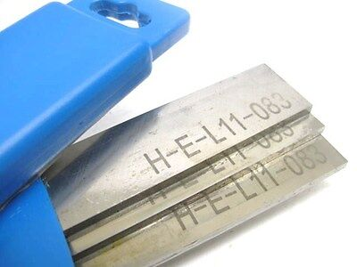 """15"""" x 1"""" x 1/8"""" T1 HSS Planer Knives Delta Grizzly Jet"""