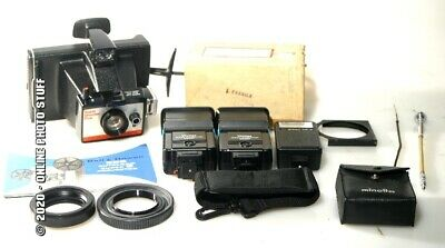 Misc. Cameras & Equipment Lot