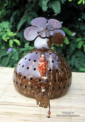 Asia Chopstick Hairpin Large Coconut Flower - Elephant