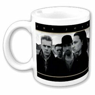 U2 The Joshua Tree Boxed White Coffee Gift Presentation Mug Official Album Cover