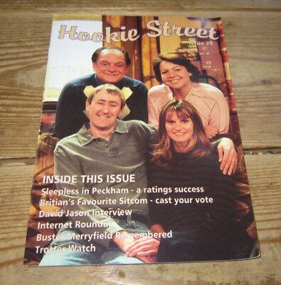 Only Fools And Horses Fan Club Magazine Issue 29
