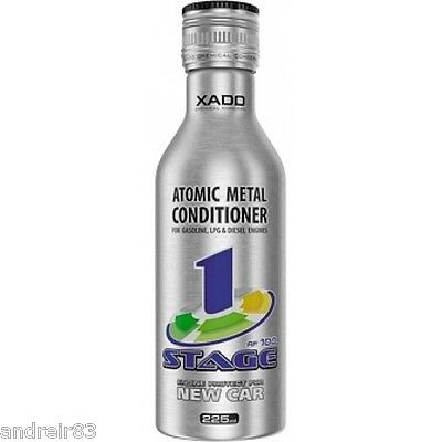 Xado New Car 1 Stage Atomic Metal Conditioner Engine Protection Oil Additive