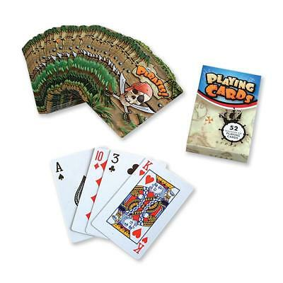 Full Size Quality Pirate Playing Cards - Kids Party Bag Filler Game Gift Toy