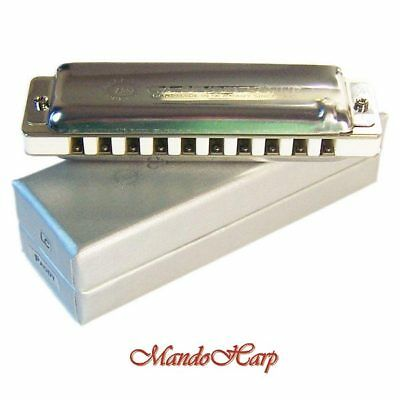 Seydel Harmonica - 16301 1847 Silver (KEY OF C) NEW