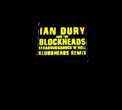 """12"""" - Ian Dury And The Blockheads - Sex&drugs&rock´n`roll - Mint, Stock Store"""