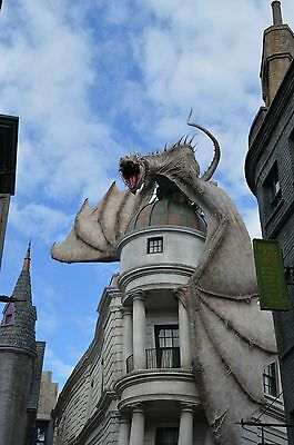Wizarding World of HARRY POTTER Hogsmeade & Diagon Alley Photo CD + FREE Video