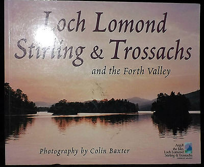 Loch Lomond, Stirling And Trossachs And The Forth;