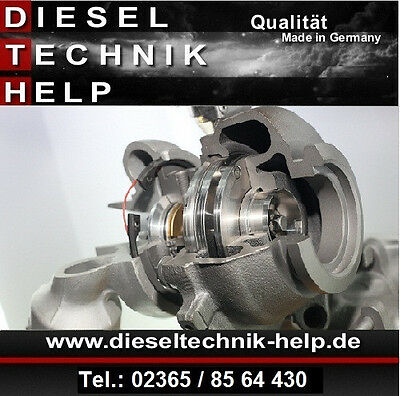 Turbolader Mercedes S420 CDI W 221 Links