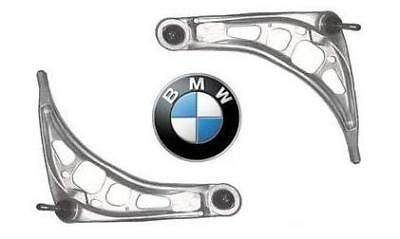 Bmw E46 316 318 320 320D 323 325 330 (98-06)Two Front Lower Wishbones Arms New