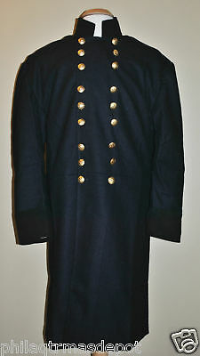 Generals Double Breasted Frock Coat - Sizes 30-50 - Highest Quality 16 oz. Wool