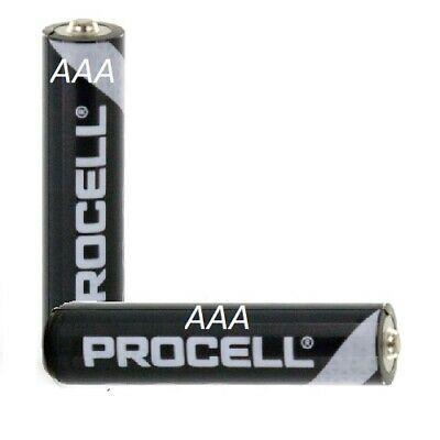 100x Duracell Plus Batterie Micro AAA MN2400 LR03 Lose