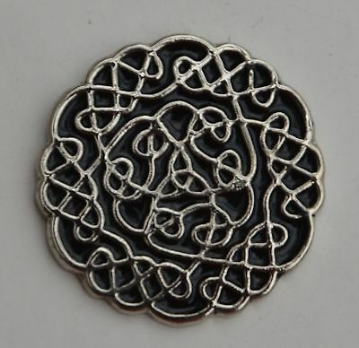 Celtic Knot - Style 2 - Quality Enamel Pin Badge