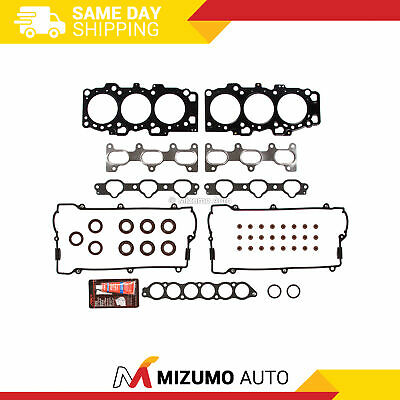 Fits Hyundai V6 2.7L G6BA DOHC 24V MLS Head Gasket Set