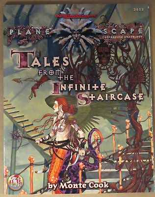 D&D - Planescape - Tales from the Infinite Staircase