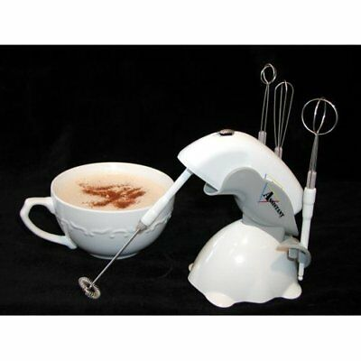 Master Mini-mixer and Drink Frothier, Battery Operated