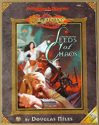 Dungeons & Dragons - Dragonlance - Seeds of Chaos 09587