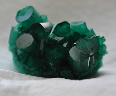 Rare Chatham Emerald Cluster -  204.5 carats!
