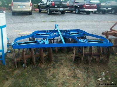 Ford 6 1/2' Disc Plow/Cultivator Swivel Hitch