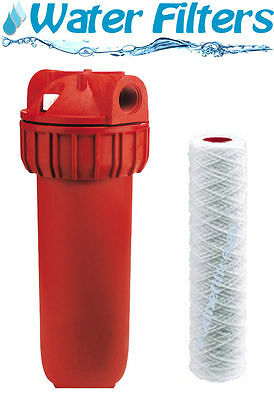 Whole House Water Filters ATLAS - HOT 80°C (176°F) + CARTRIDGE