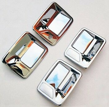 99-11 Ford F250 Excursion Chrome Door Handle Covers 10
