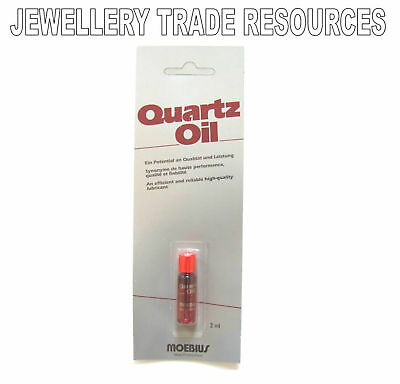 Moebius Oils Quartz Watch Oil Lubricant  9000
