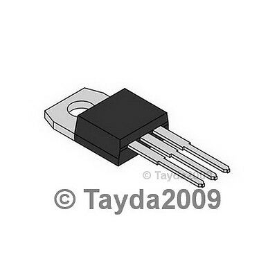 10 x IRF610 IRF 610 Power MOSFET N-Channel 3.3A 200V