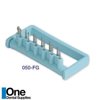 Dental Bur Blocks - Plastic 5 pcs