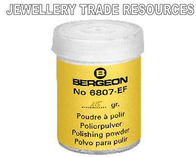 Bergeon Diamantine Polishing Powder Extra Fine 6807Ef