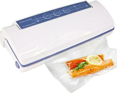 New Andrew James Food Kitchen Vacuum Sealer Packing Bag  Machine