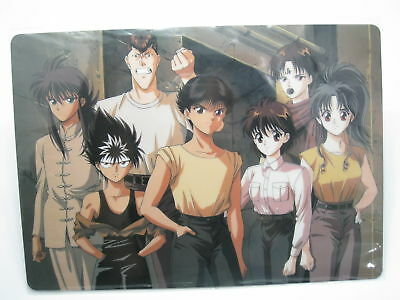 Anime Manga Yu Yu Hakusho Shitajiki Pencil Board J Animetopia Japan Rare