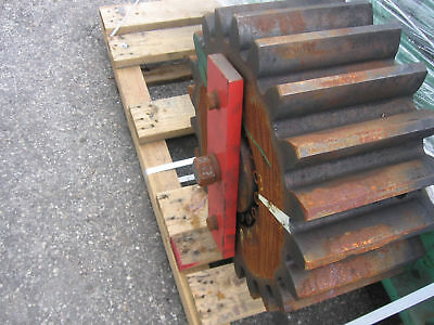 Large Spur Gear Heavy Duty New