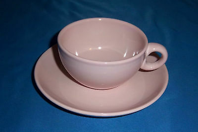 Iroquois Casual~PINK SHERBET~Cup & Saucer Set~R. WRIGHT