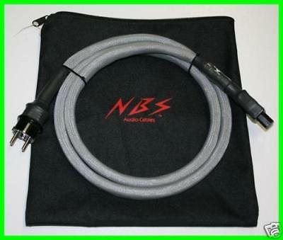 NBS MASTER- POWER II HIGH END NETZKABEL 1,80 m