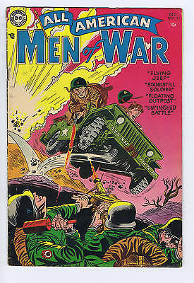 All American Men of War #16 DC 1954