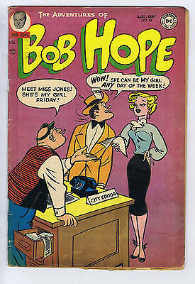 Adventures of Bob Hope #28 DC 1954