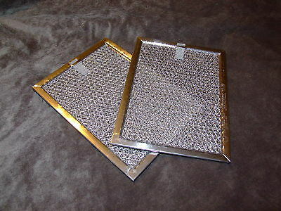 Set of 2 New Frigidaire PLMV169DCC microwave Filters