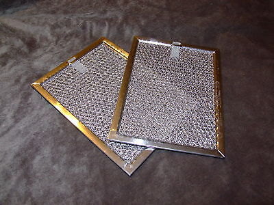 Set of 2 New Frigidaire FMV156DSB microwave Filters