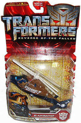 Transformers Blazemaster Deluxe Action Figure MIB ROTF Revenge of the Fallen Toy