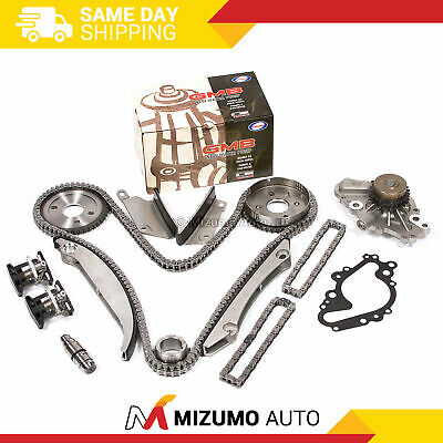 Timing Chain Kit Water Pump Fit 02-06 Chrysler Dodge 2.7L V6 DOHC